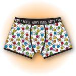 Happy Pants Mens Boxer