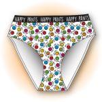 Happy Pants Womens Bikini